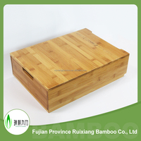 Storage Boxes & Bins Type and Eco-Friendly bamboo Feature storage box