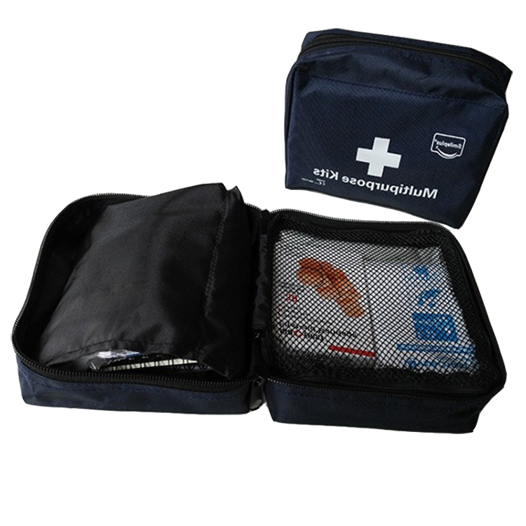 New Products First Aid kit with handle ,and internal partition