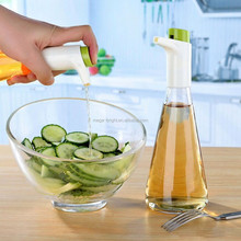 Creative Kitchenware glass oil bottle cruet glass vinegar Bottle