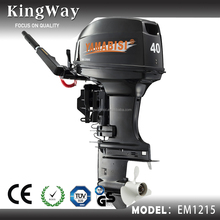 Hot selling New model 2 stroke 40 hp diesel outboard motor