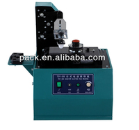 Lowest price TDY-300 Desktop Electric Pad Expiry Date Stamping Machine