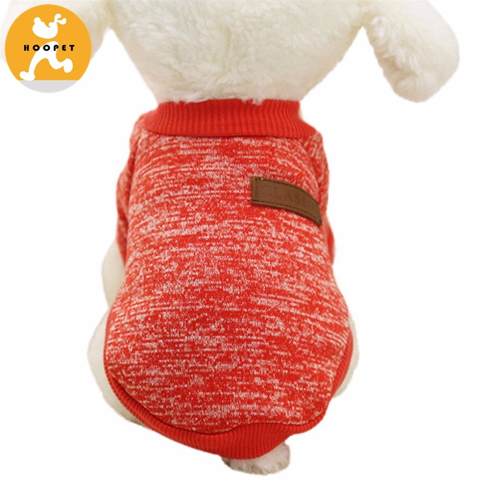 Pet Clothes Dog Clothes Knit Sweater For Small Dogs Pet Cloth And Accessories