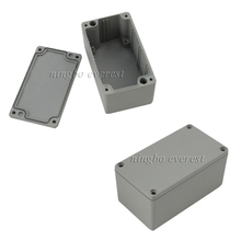 Ip67 Die Cast Aluminum Waterproof Electronic Enclosure Project Box