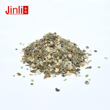 Raw Unexpended Silver and golden Vermiculite Ore from China manufacturer