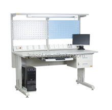 Popular selling work table for electronic lab and workshop