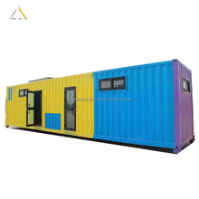 Rockwool Demountable Economical Modular Prefab Cabin Container House
