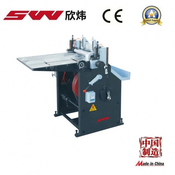 2015 book spine press machine