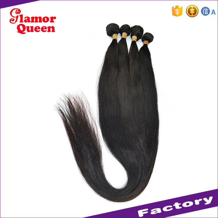 Have Stock Long Size Straight Hair Extensions 40 Inch Brazilian Hair In China