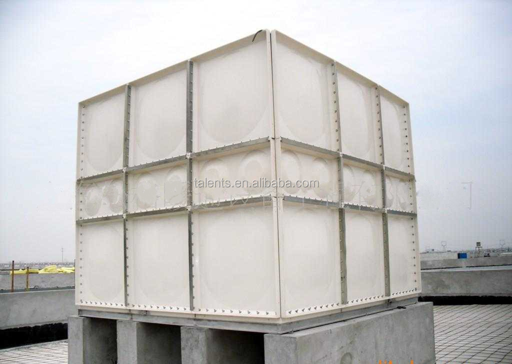 Roof mounted water tank,rainwater storage ,Corrosion resistant tank