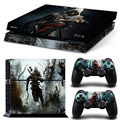 Hot Selling For sony playstation 4 console for ps4 skins stickers