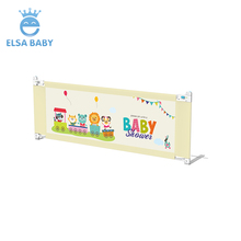 Child Safety Adjustable Products Wholesale kid sleeping safety bed guard baby bed side protection