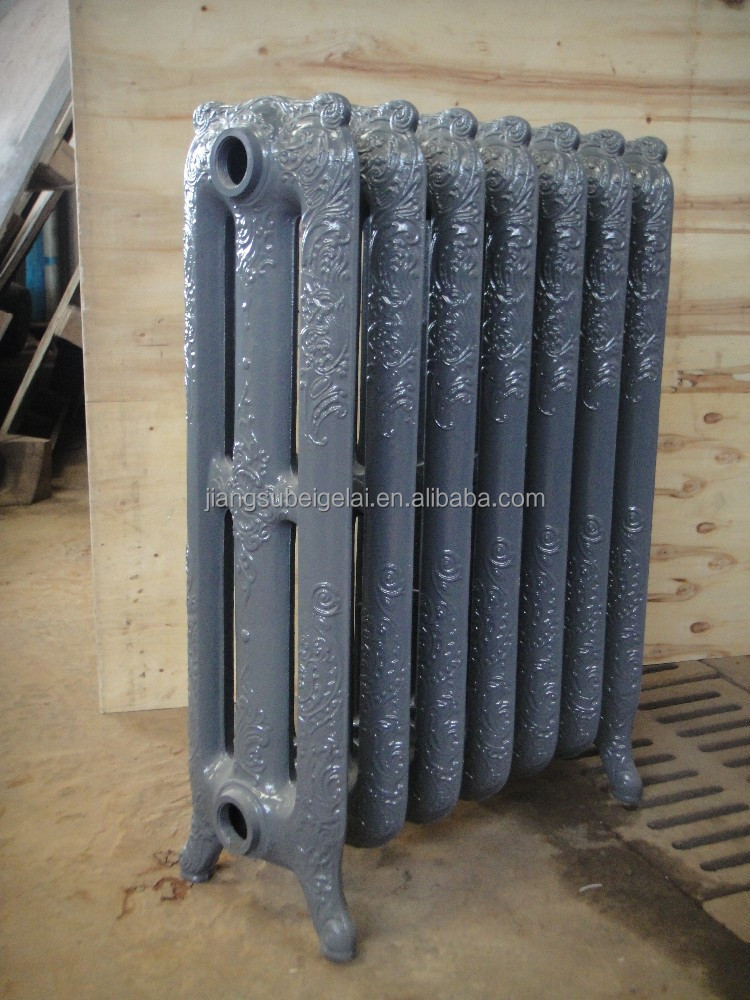 decorated cast iron heating radiators BGL-760