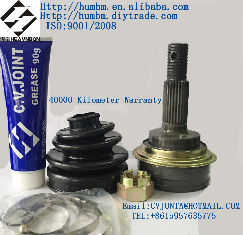 cv joint for all kind car made in china c.v.joints