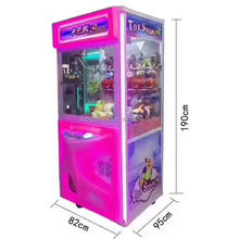 Hot Selling Malaysia Vending Crane Toy Game 2P Claw Game Machine For Sale