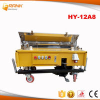 2015 hot slae Wall plastering equipment/automatic wall plastering machine for sale
