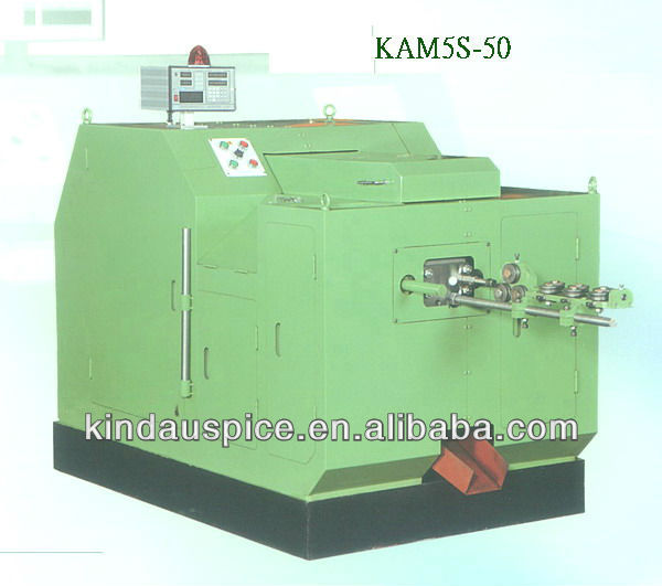 Used Screw Header Machine