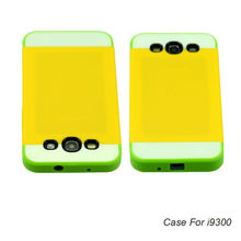 Beautiful shock proof case for samsung galaxy s3 i9300