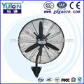 High Velocity Industrial Oscillating wall mounting Exhaust Fan