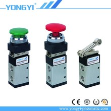 MSV Pneumatic Push Button Mechanical Valve