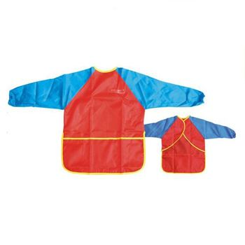 Sample available manufacturer directly Apron for kids painting