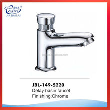 good price time delay faucet for bathroom