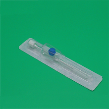Safety IV cannula manufacturer with different sizes and color for sale