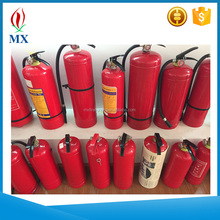 fire extinguisher and empty fire extinguisher cylinder/dry powder fire extinguisher and pressure gauge