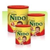 Red Cap Nido/Nestle Milk 1+ available for shipment