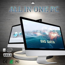 27 inch new design all in one mini pc desktop computer core i3 in china market/AIO desktop computer