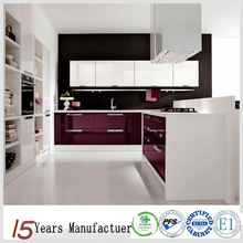 China Cheap MDF Lacquer Kitchen Cabinet Design