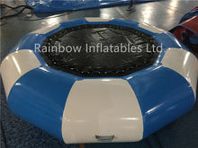 Lake Inflatables Water Games/inflatable Water Trampoline/iinflatable Entertainment Floating Island