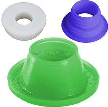 waste pipe deodorization silicone rubber seal plug