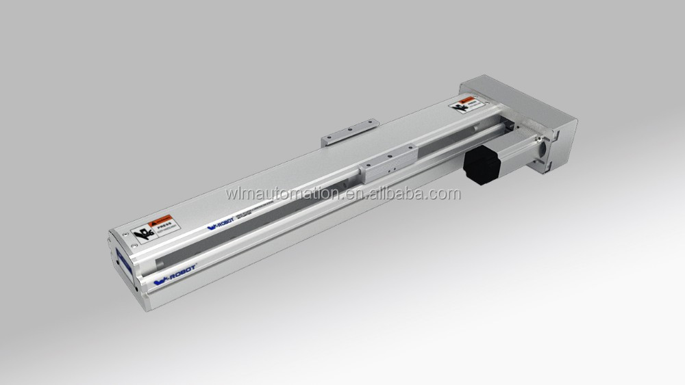 VF14 single axis belt style linear motion robot arm and linear intelligent solutions