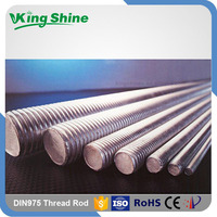 Made In China HDG Zinc Plated Threaded Rod Internal Thread