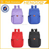 Korea style school backpack drawstring bag for students