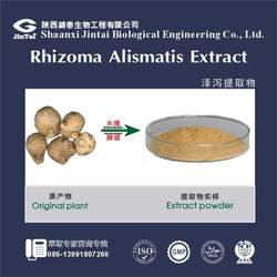 manufacturers suppliers herbal alisma extract