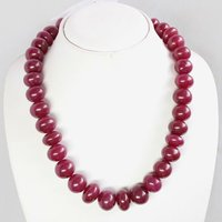 Shubham Jewels Ruby Necklace