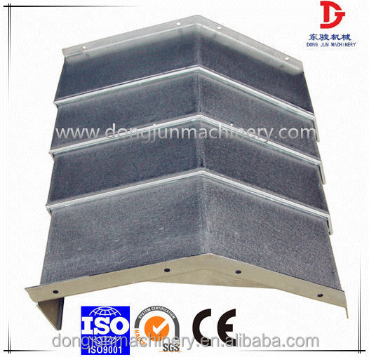 Steel plate CNC machine cover factory