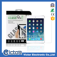 For iPad 5 / iPad Air Tempered Glass Screen Protector Film 9H, Premium Screen Glass Protector