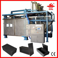 Molded EPP Foam Machine used in hobby model airplane industry such as EPP plane EPO plane