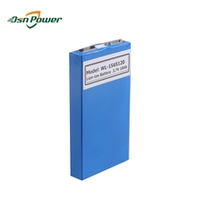 OSN POWER 3.7V 10Ah Lithium Polymer Battery Factory for 12V 24V 36V 48V battery pack