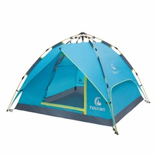 Quick Opening Hydraulic Automatic Camping Tent