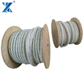 Wear the strongest 12 strand UHMWPE rope for Strong ships mooring rope