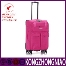 Baigou KZN brand competitive urban royal eminent carry-on luggage portable trolley suitcase