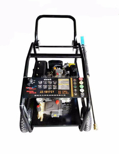 JZ-1617CY Diesel oil Automatic High Pressure Car cleaning Washer equipment
