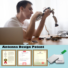 FCC ID certified IEEE 802.11 a/b/g/n/ac PIFA type antenna for router