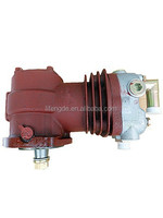 Shacman new F3000 WD618 engine truck air brake compressor
