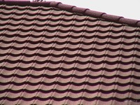 Stone Chips Coated Steel Tile /shandong Building Material /metal Roofing Price Asphalt Shingles, High Quality