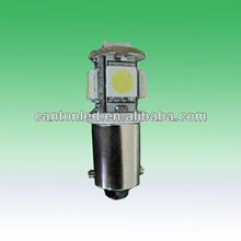 Ba9s LED 5050 5SMD Ba9s socket 24V 12V