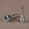 Hose Fitting JIC Female hydraulic hose nipple fitting